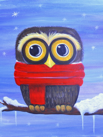 10bab086e Easy Holiday Painting! A great way to spend the holiday season Sipping    Painting with family   friends. Make a night of it. Come early for Dinner.
